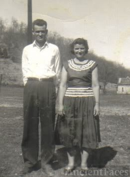 J.W. & Eula McCullough, Tennessee 1955