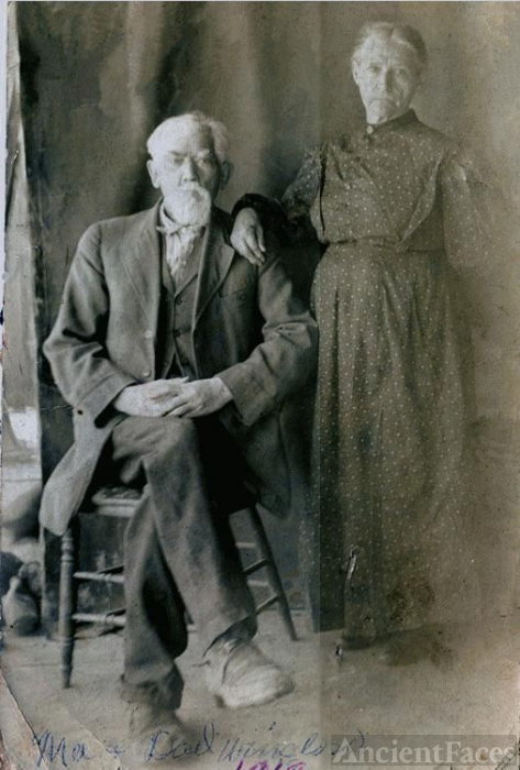 Albert & Mary F Cooley Winslow