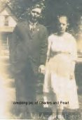 Charles wade and Pearl Mclaughlin