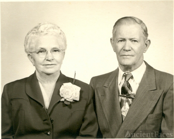 Mabel Ache & David Harclerode 1950's
