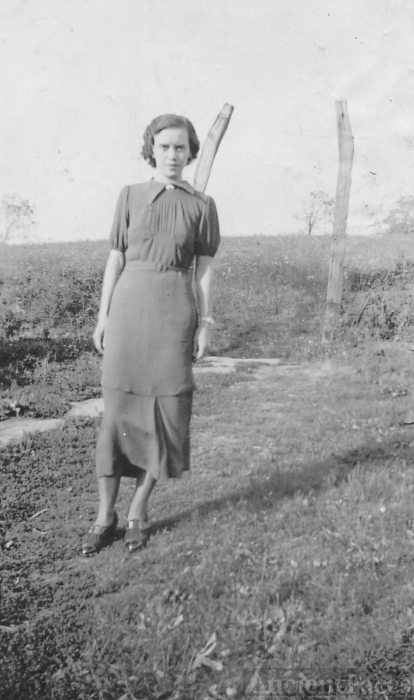 Teenage Photo of Flodelle Giesey-Krable