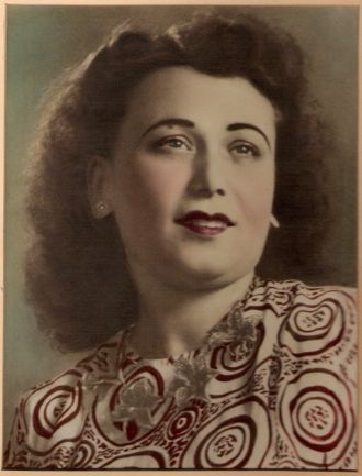 A photo of Thelma Doreen Malloy