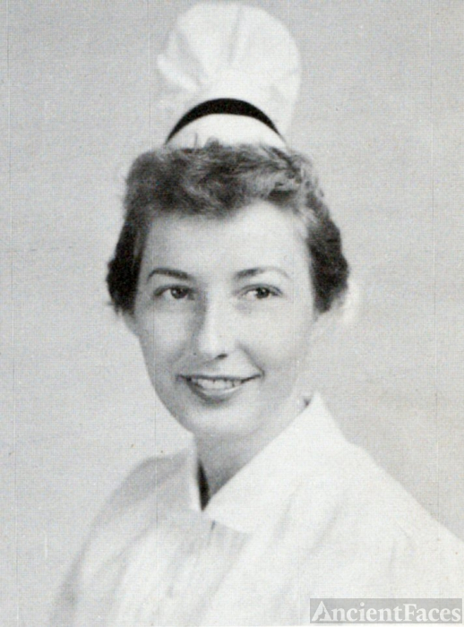 Flo Morgan, 1955