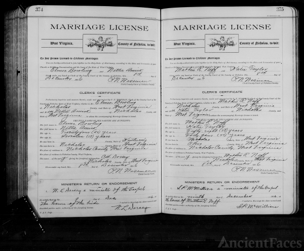 Katie Neff's 2nd marriage record
