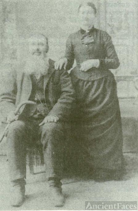 Alfred Scroggin and Rebecca Wood