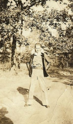 Carl Jones of Cullman Alabama