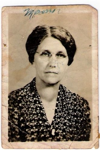 A photo of Martha Etta Davis Henry