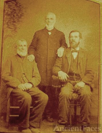 Isaac, James, & Luke McMurry, IN, 1890