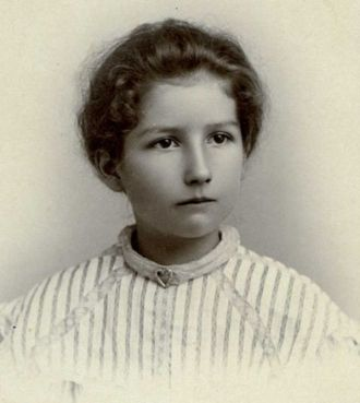 A photo of Alice M. Holmes