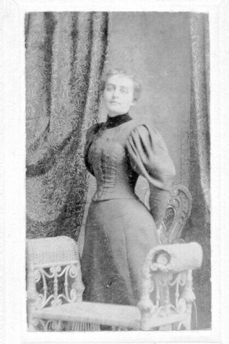 A photo of Etta M Barter