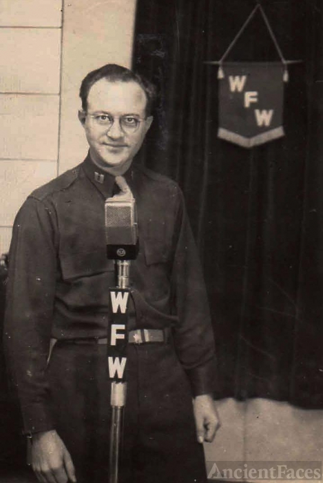Capt. Harold E. Whittet, Catholic Priest 1901-1989