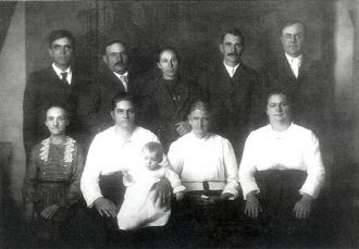 Elizabeth Sterkel Kahler Siblings & Spouses