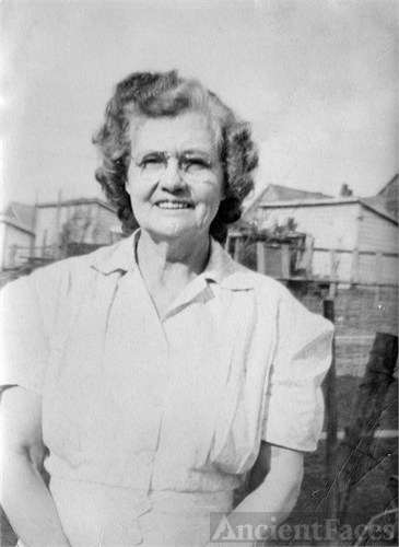 Lenora (Iman) Whetsell Ullery, West Virginia