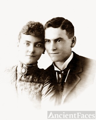 Laura and A.G. Rupp