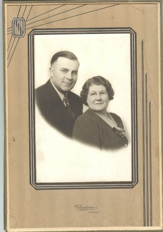 Harvey & Louise Brown, Washington