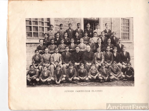 Goethals Memorial School India, Cambridge Class