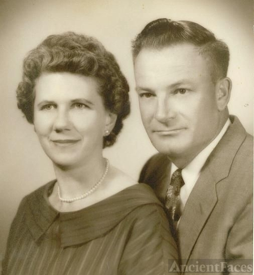 Fred Wahl and Ruth Sloan Wahl 1961