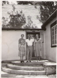 Vern, William Sr., & Rose Cazneau
