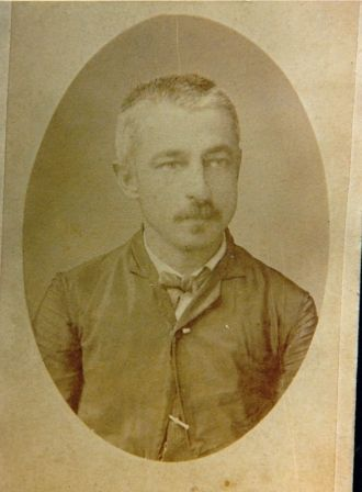 Great Grandfather Gilley