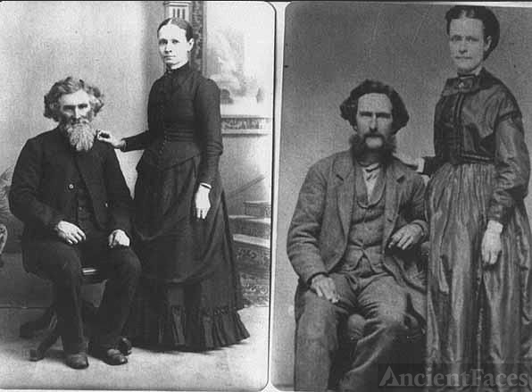James Manning Chapin & Wife
