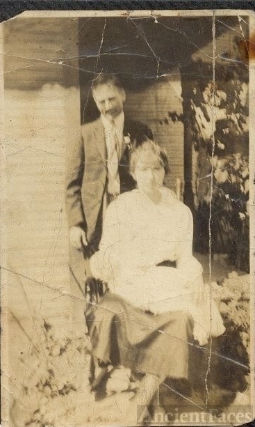 August and Bertha Peters