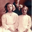 Children of Henry and Bertha Broderick