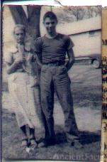 Grandmother and Arthur L. Hasty Sr