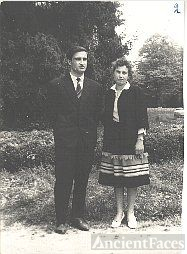 Marijka and Ivan Ivanov in Bulgaria