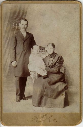 unidentified family.