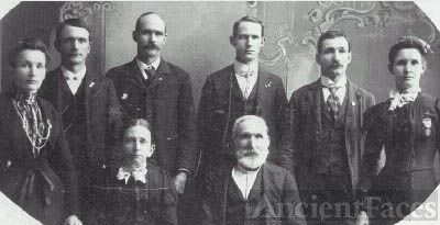 Samuel Harris Family