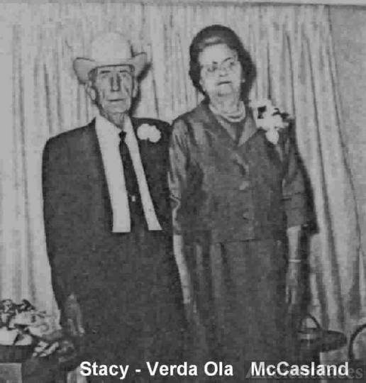 Stacy McCasland
