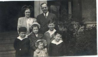 Louis J Fritsch Family