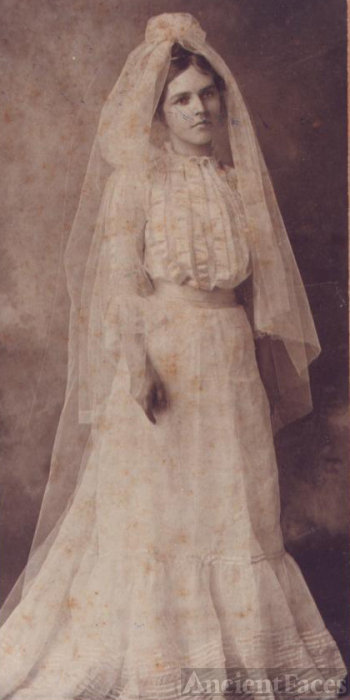 My Grandmother Belle MCKinney