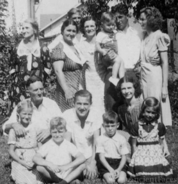 Cunningham and Turner Family