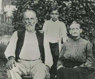 William Lytle Thompson Turrentine family