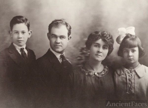 A.R. Shupe Family
