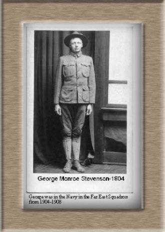 A photo of George Stevenson