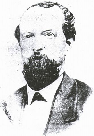 A photo of George B Adams
