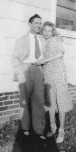 Henry and Margaret (Shell) McDaniel