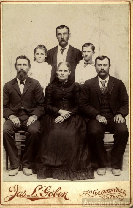 Henry Rodgers Family