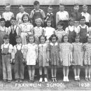 Second Grade at Franklin Elementary School