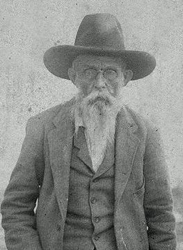 A photo of Nathaniel Garland Rice