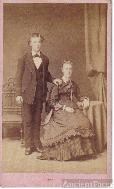 John and Emma Lefferts