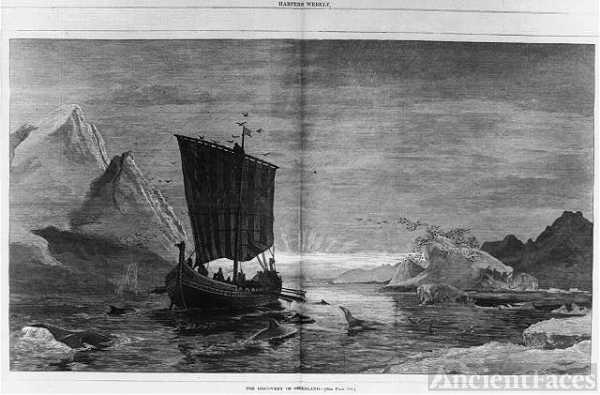 The discovery of Greenland