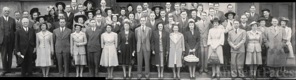 Third Christian Church 1942
