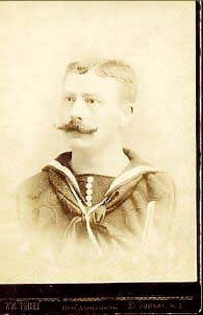 Mustached Sailor-Schaffer/King  NY/NJ/MD