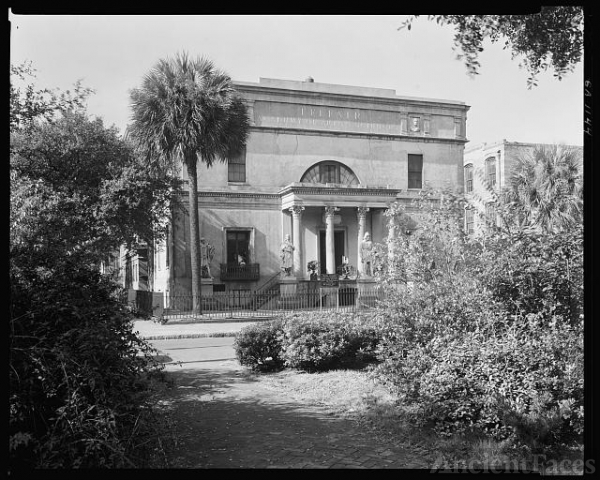 Telfair House, 121 Barnard Street, Savannah, Chatham...