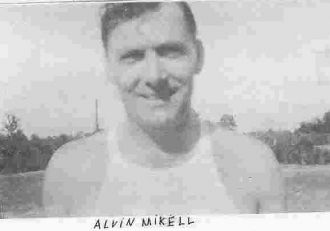Alvin Mikell, driver of the Rolling Store
