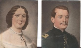 GREAT GREAT GRANDFATHER AND MOTHER