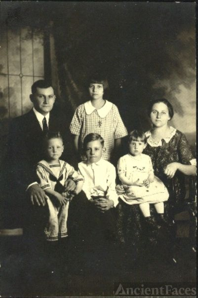 The Family of Harry Rose